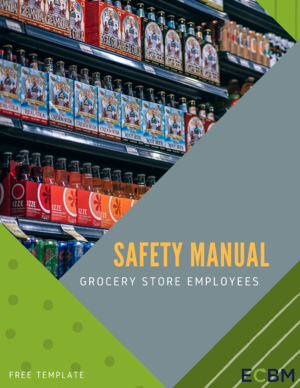 DOWNLOAD GROCERY STORE EMPLOYEE SAFETY MANUAL - Employee safety manual template